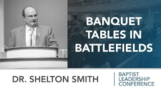 Banquet Tables In Battlefields
