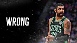 "Kyrie Irving Mix   ""Wrong"" HD"