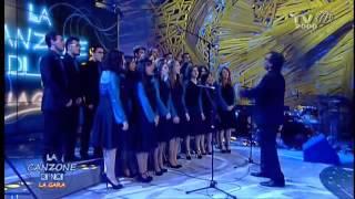 Coro Diapason  Aggiungi Un Posto A Tavola  La Canzone Di Noi