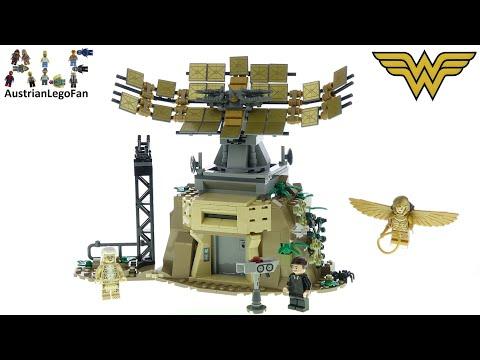 Vidéo LEGO DC Comics 76157 : Wonder Woman vs Cheetah