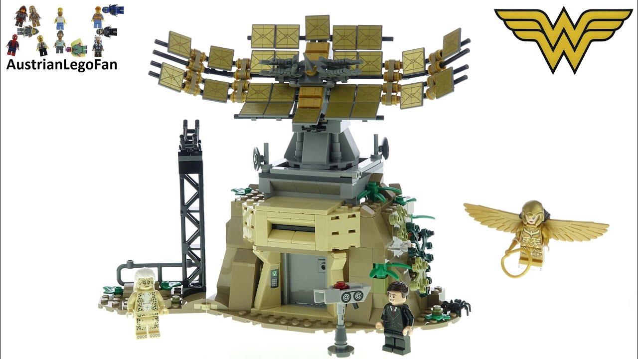 LEGO DC Comics 76157 Wonder Woman vs Cheetah - Lego Speed Build Review