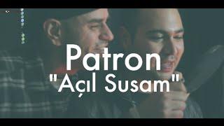 Patron - Açıl Susam (feat. Hayki) // Groovypedia Studio Sessions