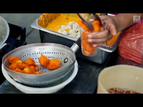 PHILIPPINES Street Food - Bulacan STREET FOOD (TO GO) Canon 6d Film Mp3