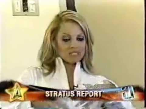 Trish Stratus on A-List (Mar 2005)