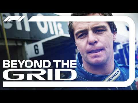 Derek Warwick Interview | Beyond The Grid | Official F1 Podcast
