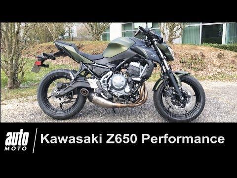 Kawasaki Z650 Performance Akrapovic Essai Auto Moto Com