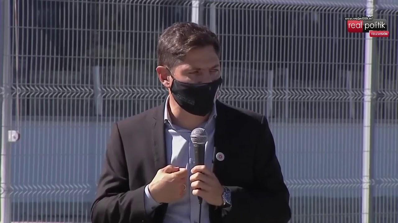 """Axel Kicillof: """"Este Gobierno le va ganando 12 a 0 al anterior en industria"""""""
