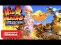 Wild Guns Reloaded Launch Trailer Nintendo Switch