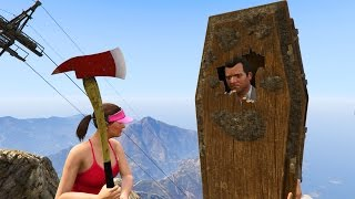 GTA 5 Brutal Kill CompilationGTA V Judgment Funny Moments Fail Thug Life