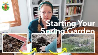 How to Plan and Start Your Spring Garden