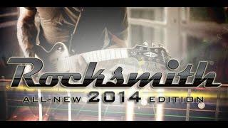 Rocksmith 2014 custom: ACDC - Dogs Of War