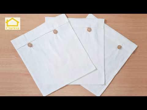 Reusable Cotton Saree Cover