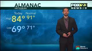 Harvey Impact Weather Update