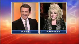 Dolly Parton sings with Karl