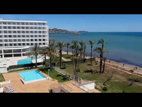 New duplex apartment with sea views in exclusive residence in Playa d'en Bossa