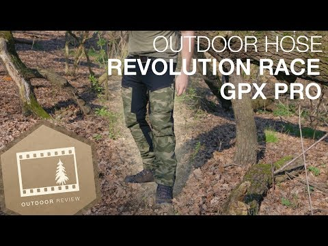 Revolution Race GPx Pro Outdoor Hose (Review deutsch/german)