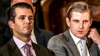 Eric And Donald Trump, Jr. Are Racking Up HUGE Secret Service Tabs