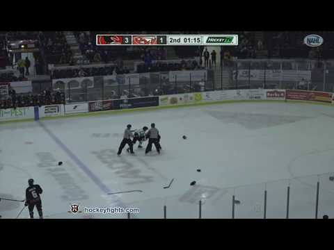 Jay Feiwell vs. Nikita Krivokrasov
