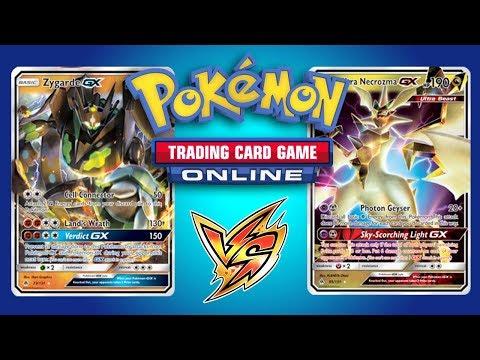 Zygarde GX / Lycanroc GX vs Meta Decks – Pokemon TCG Gameplay