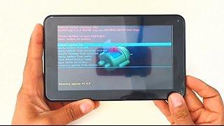 Hard Reset Tablet DL, Como formatar, Desbloquear, Restaurar