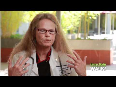 Video Walk for Health: The Best Medicine