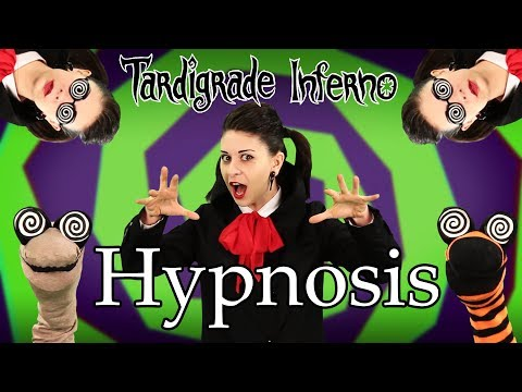 TARDIGRADE INFERNO - Hypnotherapy For Beginners (Hypnosis) online metal music video by TARDIGRADE INFERNO