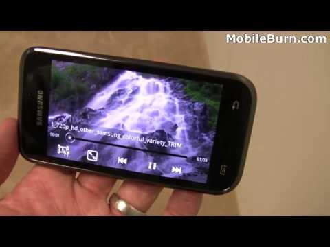 0 Video vom neuen Android-Flaggschiff Samsung i9000 Galaxy S Handys Samsung Samsung Galaxy S i9000 Smartphones Technology