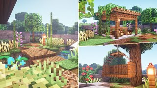 Minecraft: How to Transform your Garden