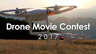 Drone Movie Contest 2017 Opening Video - Return to Sky