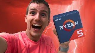 Ryzen 5 Review - AMD Fans REJOICE!