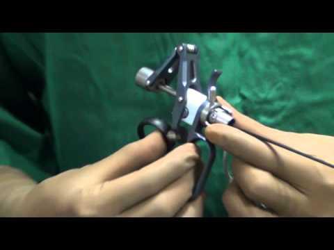 Bipolar TURP: instrumnets