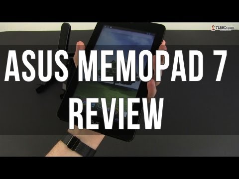 Asus Memo Pad 7 ME172V Review