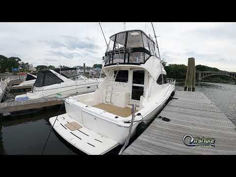 Riviera 37 Flybridge video