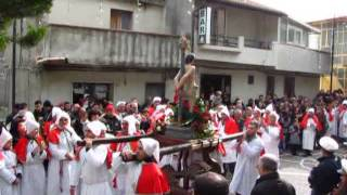 preview picture of video 'Cardeto, Festa di San Sebastiano, 20/01/2013'