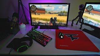 FaZe Teeqo NEW Gaming Setup IN USA!? PC Black Ops 4
