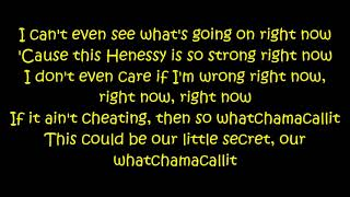 Ella Mai Ft. Chris Brown - Whatchamacallit (Lyrics On Screen)