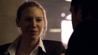 Fringe HD 1x01 Pilot - Polivia have coffee in the lab