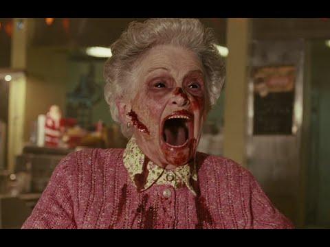 Legion-demonic old lady scene (видео)