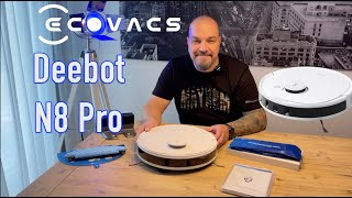 Ecovacs N8 Pro - Leise und sauber