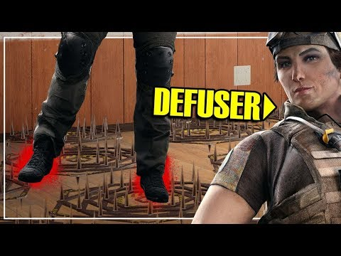 Copper To Diamond: Impossible To Defuse - Rainbow Six Siege