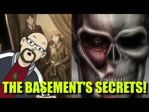 The Basements Secrets Finally Revealed!  - Attack on Titan Episode 56 Review