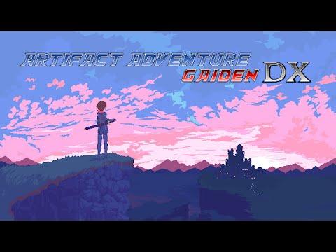 Artifact Adventure Gaiden DX English Trailer thumbnail