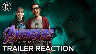 Avengers: Endgame Trailer #2 Reaction and Review