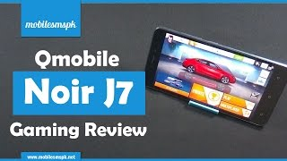 Qmobile Noir J7 Gaming Review | Gionee P7 Max Gaming Review