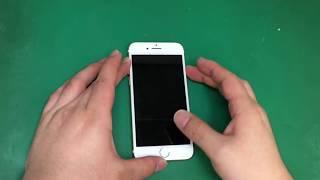【iPhone修理】iPhone7ガラス割れ修理の様子を動画にしてみました。