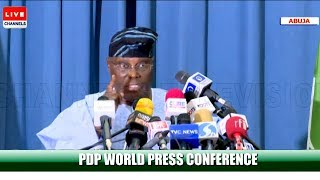 Not Even The Military Conducted Such An Election - Atiku
