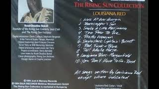 Louisiana Red - The Rising Sun Collection (Live)