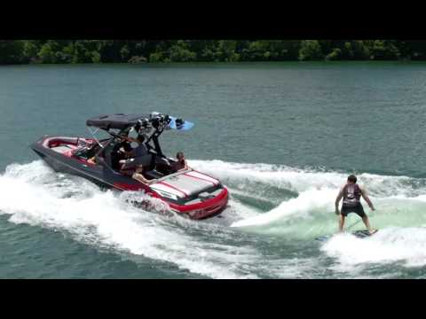 Axis A20 Surf Review Waterski