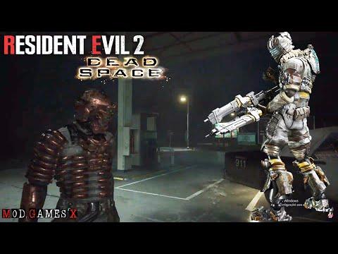 Dead Space Remake - Resident Evil 2 Mods