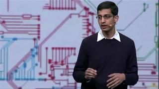Google I/O 2010 Keynote Day 1, pt. 1